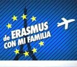 De Erasmus con mi familia