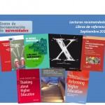 8.ª entrada- lecturas recomendadas (septiembre 2014)