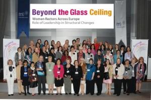 Mujeres rectoras