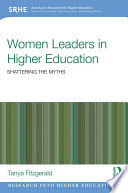 Women Leaders in Higher Education