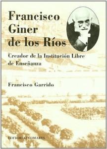 Creador de la Institución Libre de Enseñanza