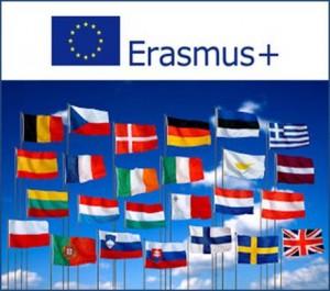 Erasmus+ banderas