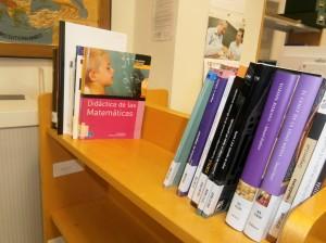 Devoluciones Biblioteca Ministerio Educación2013/10/15