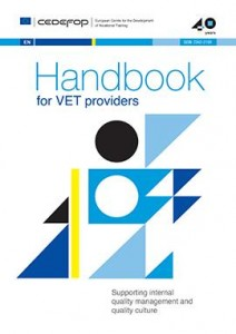 Handbook for VET providers