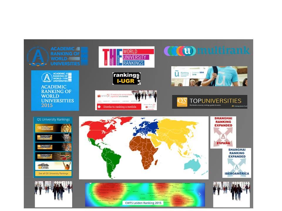 Imagen destacada entrada Ranking de universidades (2015)