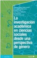 La investigación académica en Ciencias Sociales