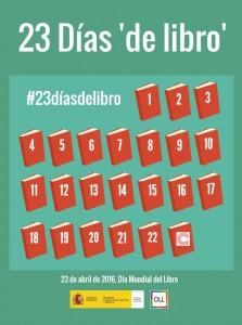 Imagen #23díasdelibro