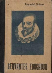 Cervantes educador