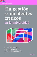 La gestión de incidentes