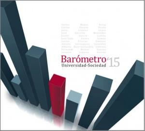Barómetro universidad sociedad 2015