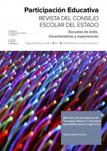 50 años del movimiento escuelas eficaces Participación educativa