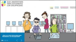 Guía universitaria ONCE