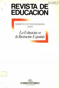 La educación en la ilustración española
