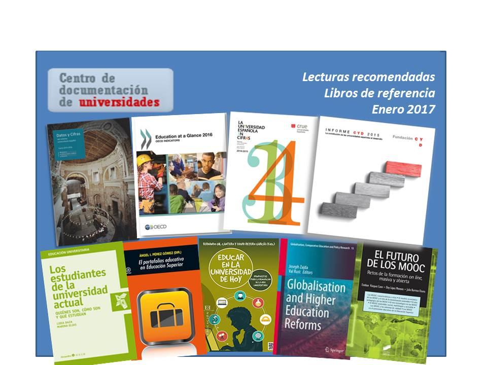 Imagen destacada - lecturas recomendadas (enero 2017)