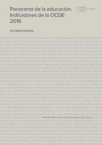 Panorama de la educación 2016. Informe español