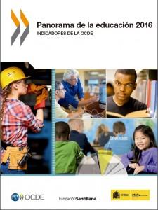 Panorama de la educacion 2016