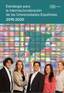 Estrategia para la internacionalización de las universidades españolas