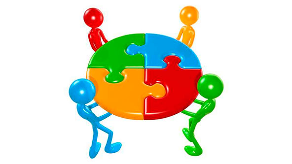 Aprendizaje cooperativo destacada