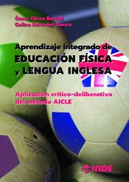 Aprendizaje integrado de Educacion fisica y lengua inglesa