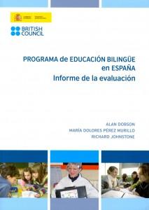 Programa de educación bilingüe en España