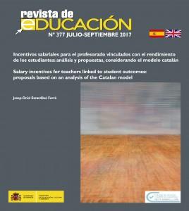 Revista de educación 377