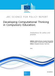 Developing computational thinking in compulsory education