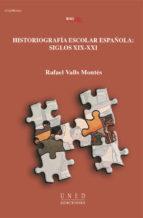 Historiografia escolar española