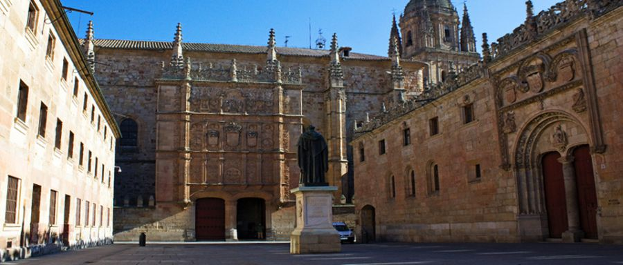 Universidad de Salamanca destacada