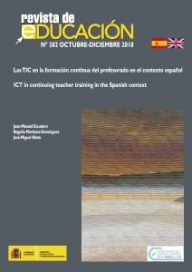 TIC en la formación continua del profesorado