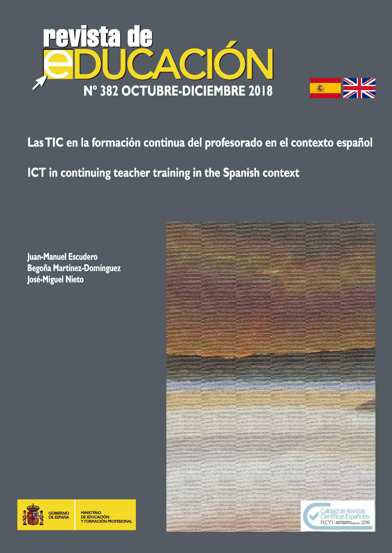 8ce07aade0 TIC en la formación continua del profesorado