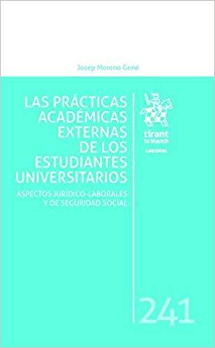 Las prácticas académicas externas