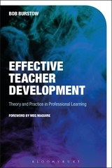 Effective teacher development