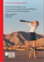 El futuro del empleo y las competencias profesionales del futuro
