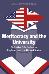 Meritocracy and the university