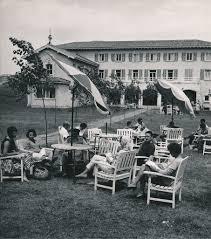Residencia Las Llamas años 60