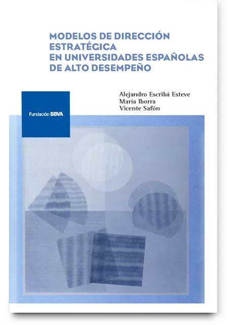 Modelos de dirección estratégica un universidades españolas