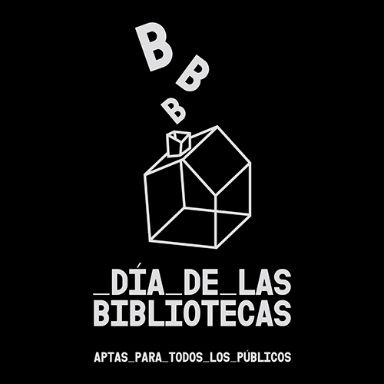 dia de las bibliotecastw-perfil-negro