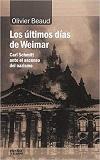 Ultimos dias de Weimar