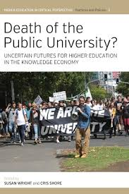 Death of the public university