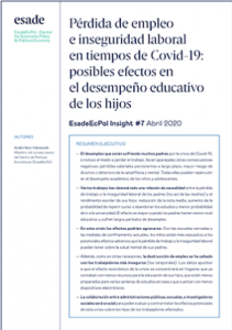 Covid-19 informe ESADE