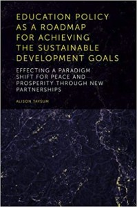 Education Policy as a Roadmap for Achieving the Sustainable Development Goals
