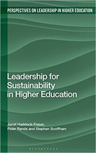 Leadership for Sustainability in Higher Education