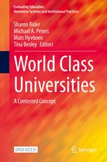 World class universities